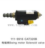 CAT320B 回转马达电磁阀 111-9916