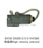 EX120 EX200-2/3/5 高速电磁阀 9147260/9120191